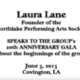 Laura Lane Comments