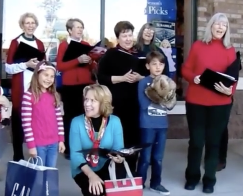 NPAS Christmas Caroling