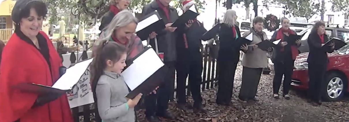 Lee Lane Christmas Carols
