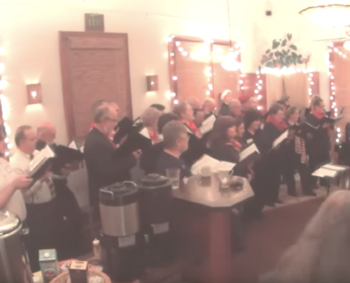 Northlake Performing Arts Society - Christmas 2015